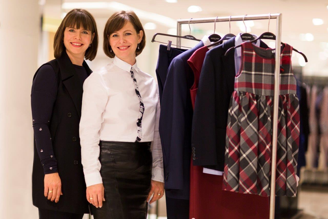 персональные шопперы в Мюнхене Нина и Лена