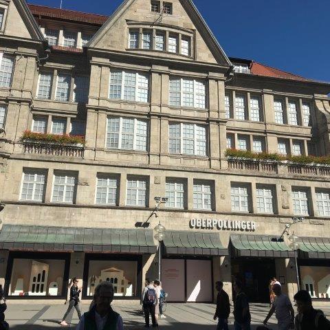 шоппинг в Мюнхене со стилистом Ниной