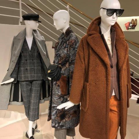 Шоппинг со стилистом в торговом центре Лоденфрай в Мюнхене