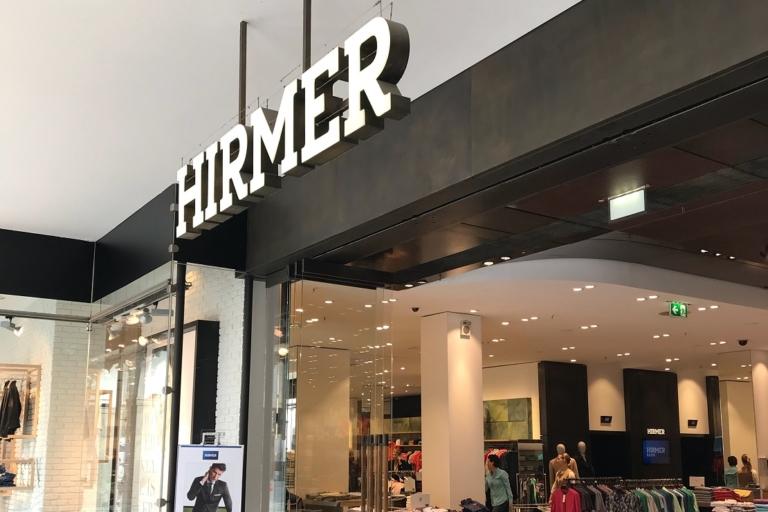 магазин Хирмер в Мюнхене, самый большой мужской магазин в мире