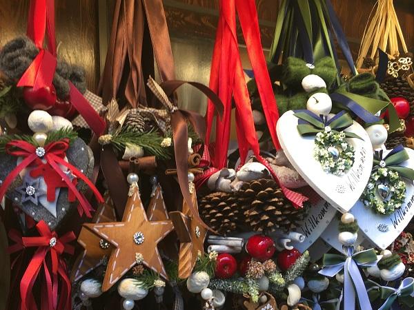 рождественские рынки в Мюнхене, мюнхен в декабре