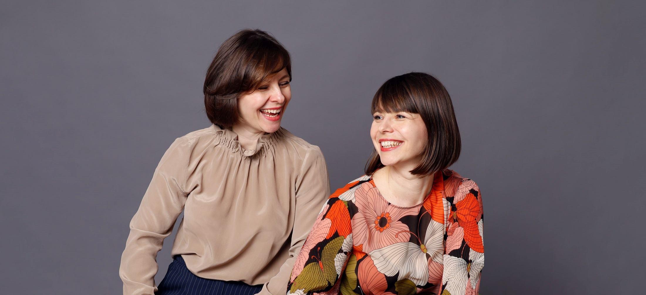 Стилисты Нина и Лена Style Advisor Twins
