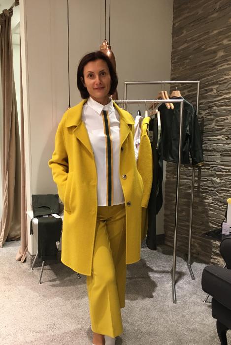 Примеры работы со стилистом во время шоппинга в Мюнхене