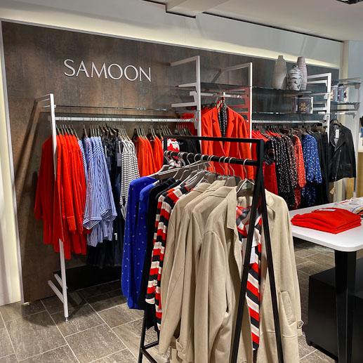 Женская одежда немецкого дизайнера Samoon