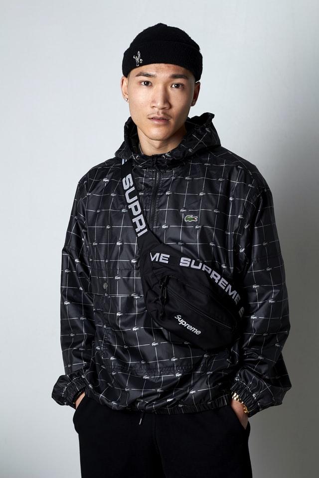 мужской стилист - черно серый лук в мужской одежде