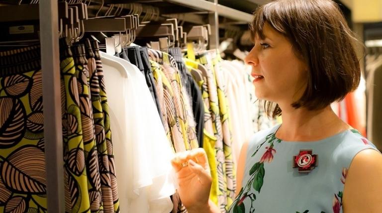 шоппинг со стилистом