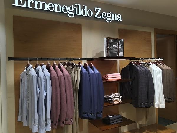 мюнхен шоппинг в hirmer ermenegildo zegna