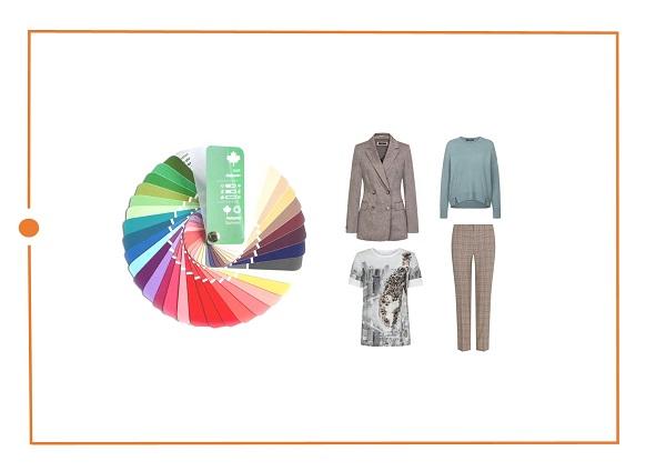 Определить цветотип мягкая осень - советы стилистов