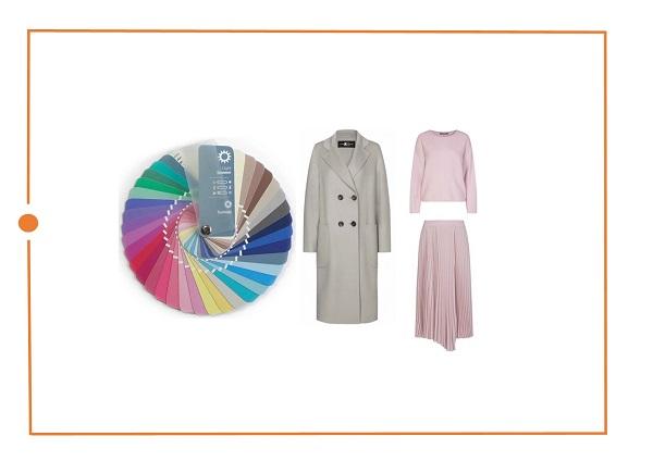 Определить цветотип светлое лето - советы стилистов