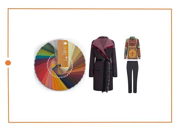 Определить цветотип темная осень - советы стилистов Мюнхена