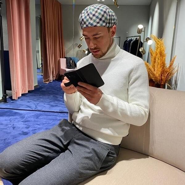 консультация мужского стилиста в оберполлингер с ким