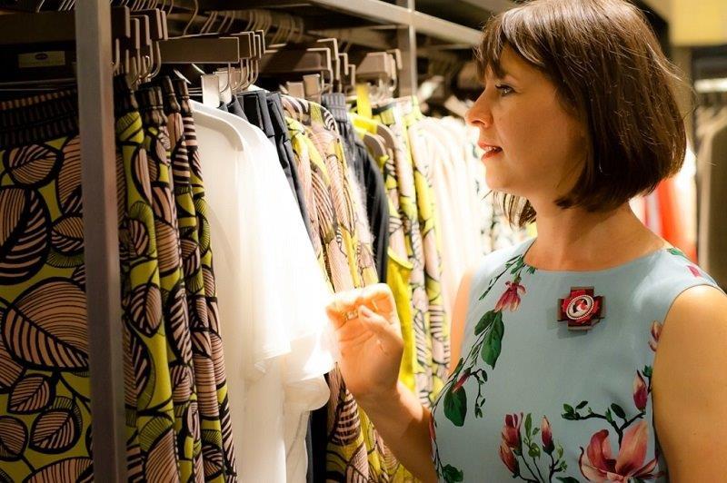 шоппинг со стилистом в Мюнхене