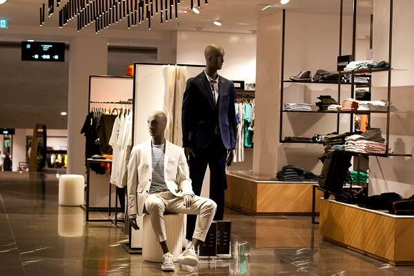мужские коллекции, бутики в Мюнхене