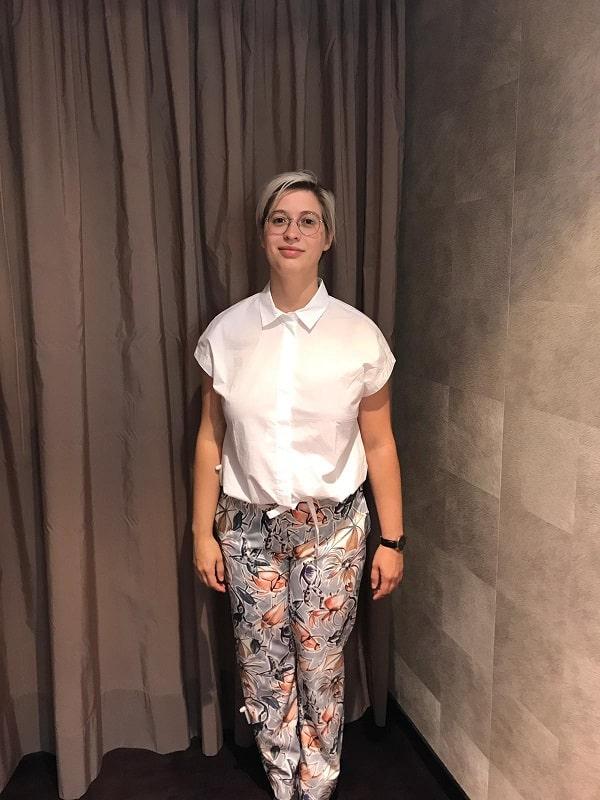 яркие брюки - консультация стилиста