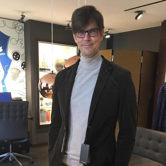 Бьерн - консультация мужского стилиста