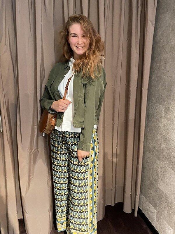 зеленый пиджак - шоппинг в мюнхене