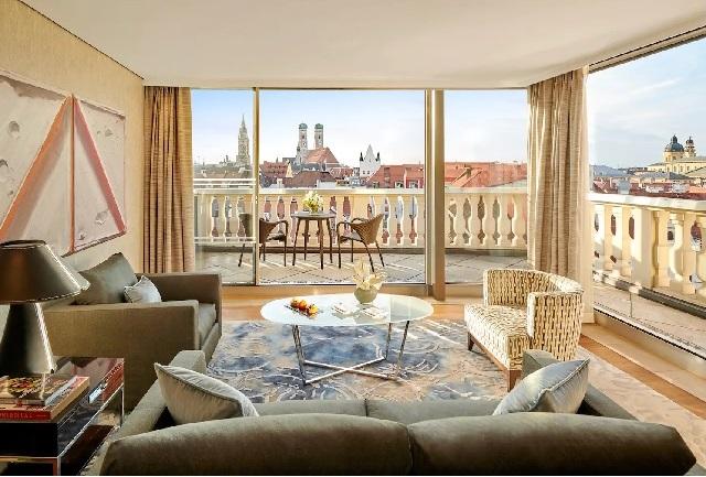 Мандарин ориентал - лучшие отели Мюнхена