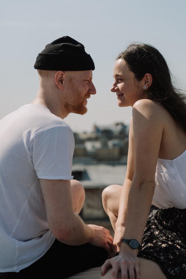 пара - свидание с девушкой советы стилиста